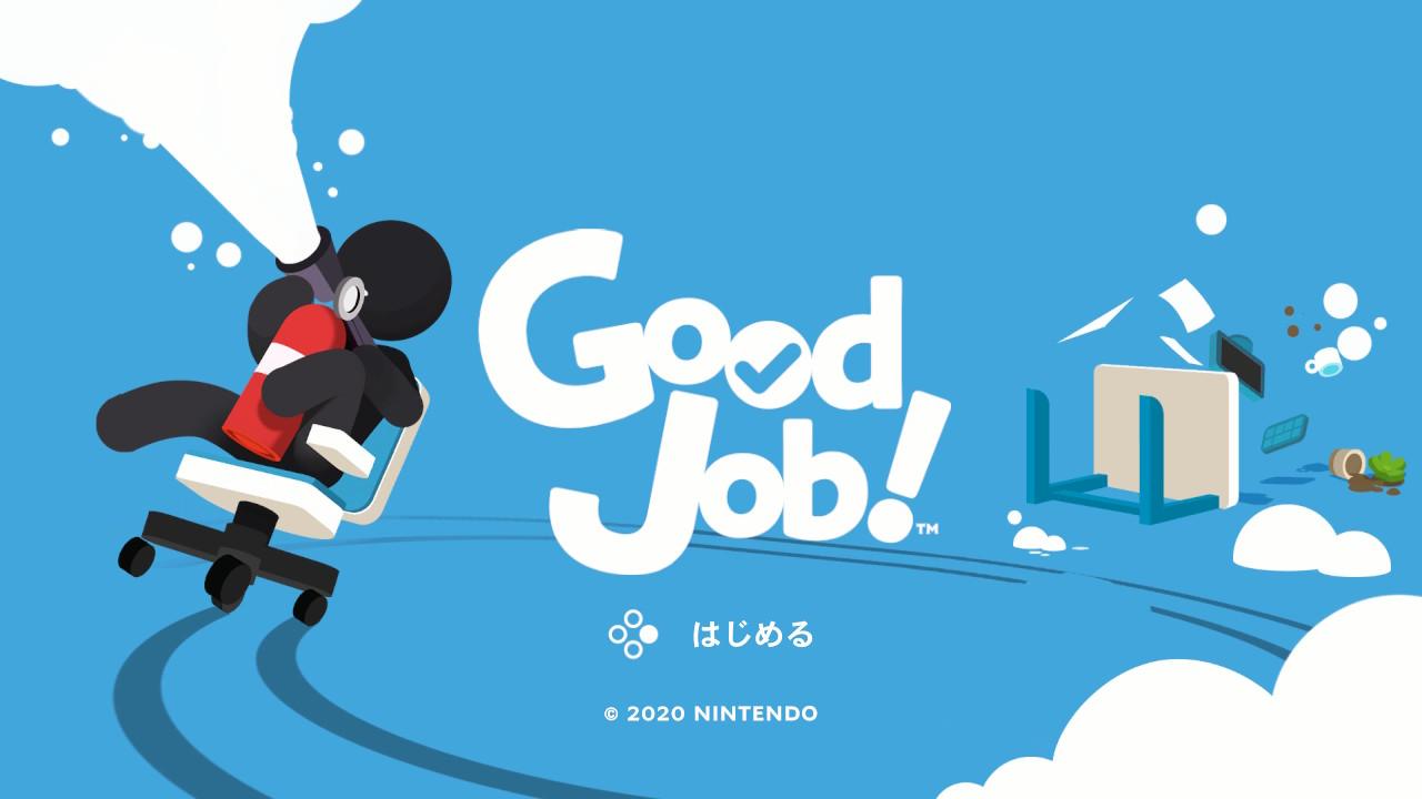 GOOD JOB